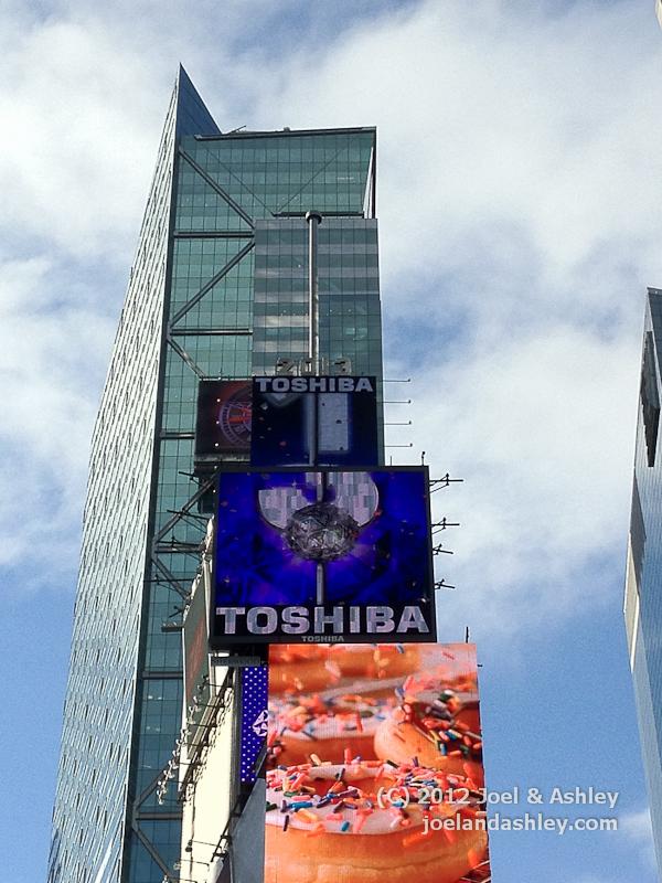 Times Square (NYE Ball)