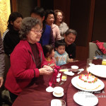 80th birthday celebration