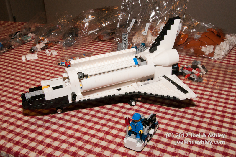 space shuttle lego expedition - photo #24
