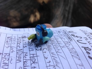 Geocache Treasure - Guido from Cars